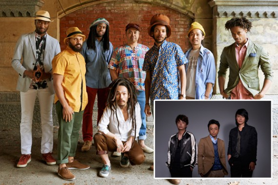 Brown Rice Family 2nd JAPAN LIVE with Plan-B
