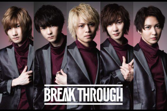 BREAK THROUGH 6th Anniversary LIVE