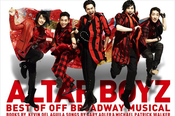 ALTAR BOYZ RED(プレビュー公演)