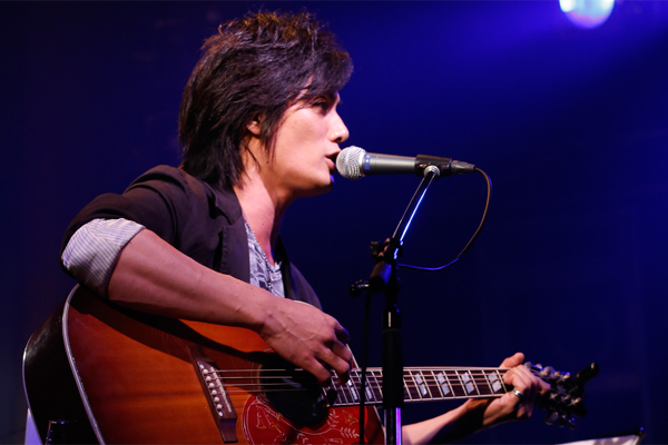 "Kazuki Kato Acoustic Live ""KK-station"" Tour 2015 ~Summer Vacation~"