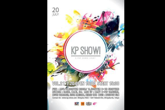 KP SHOW! Vol.21